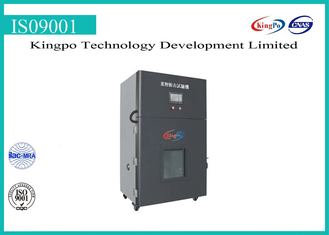 Free Drop Battery Testing Machine , Battery Impact Test Equipment AC220V