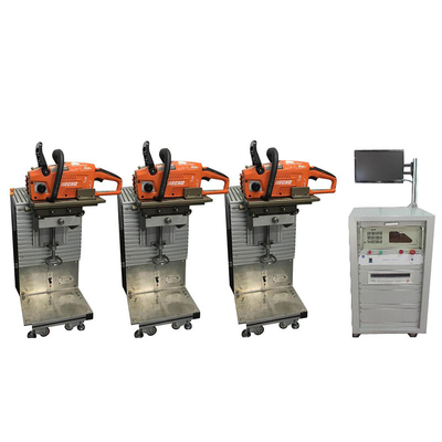 Cina Alat Listrik Life Electric Motor Testing System, Electric Chain Saw Life Test Bench pabrik